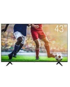 "Hisense 43A6G 43"" Smart (Android TV) LED TV 4K-Ultra HD"
