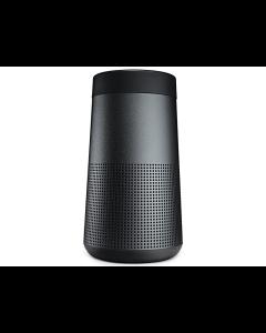 Bocina Bose 7395231110 SoundLink Revolve Inalámbrica Negra con Bluetooth y Protección al Agua