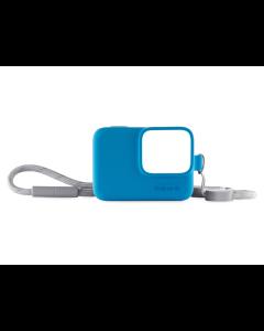 Funda de silicon color celeste AJSST003 GoPro, compatible con Hero8