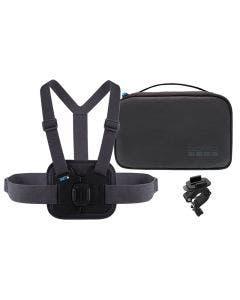 Kit para deporte compatible con cualquier videocámara Gopro.