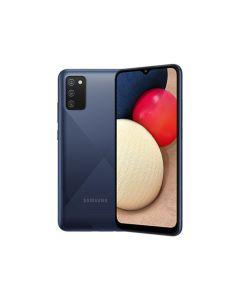 Samsung Galaxy A02s, 32GB, Prepago Claro (Azul)