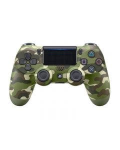 Control Sony PS4 DualShock Wireless Green Camouflage Inalámbrico