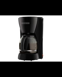 Black+Decker, DCM1100B, Cafetera de 10 tazas, Color negro
