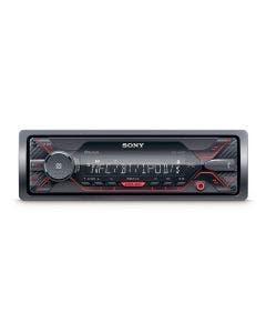 Radio para carro 55w x 4. Extra Bass, USB, AUX, bluetooth y NFC.