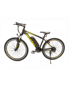 Bicicleta D-Route Eléctricamente Asistida 27.5 Mtb Alloy Speed Moment 10.4 Ah Color Amarillo