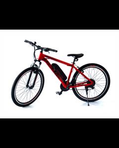 Bicicleta D-Route Eléctricamente Asistida 27.5 Mtb Alloy Speed Moment 10.4 Ah Color Rojo