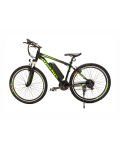Bicicleta D-Route Eléctricamente Asistida 27.5 Mtb Alloy Speed Moment 10.4 Ah Color Verde