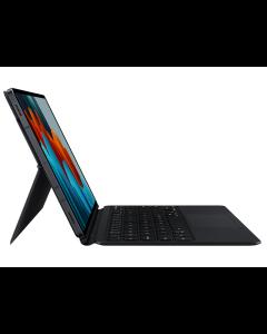 Samsung Estuche Con Keyboard Para Tablet Galaxy Tab S7 -Negro
