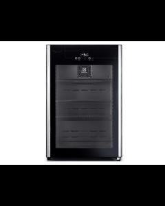 Enfriador de Bebidas, capacidad 120 latas, panel White Touch y función Turbo, Frigidaire ERCQ10T4ISB