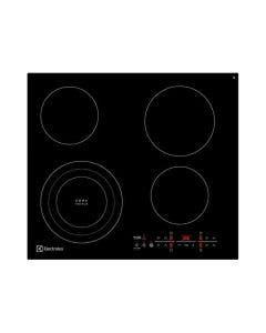 """Cooktop eléctrico de 24"""", controles touch. Electrolux ETEF24F7ESB."""