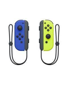 Controles Nintendo Switch Joy-Con (Left y Right) Neon Blue/Yellow