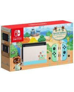 Consola Nintendo Switch Edición Animal Crossing: New Horizons