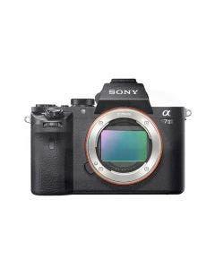Cámara de lente desmontable Sony ILCE7M2 (7mii) con sesor Full Frame