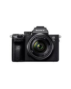 Cámara de lente desmontable Sony ILCE7M3K (7miii) Full Frame con lente suministrado 28-70mm