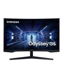 """Monitor Samsung de 27"""" C27G55T WQHD Curvo"""