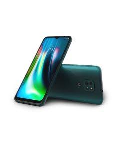 Motorola Moto G9 Play, Dual SIM, Liberado (Verde)
