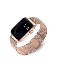 NCO Correa MeshLoop para Apple Watch -Oro Rosado-