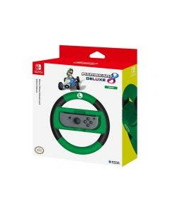 Accesorio Nintendo Switch Hori Mario Kart 8 Luigi Racing Wheel