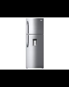 Refrigerador Top Mount de 9' cúbicos con dispensador de agua, Oster OSNFH2900VD.