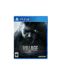 Juego PS4 Resident Evil Village