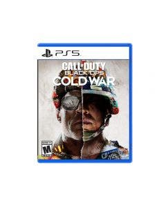 Juego PS5 Call of Duty: Black Ops Cold War