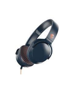 Audífonos Skullcandy Riff On-Ear Alámbricos con Micrófono Blue/Sunset