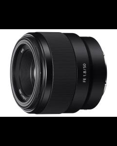 Lente Sony SEL50F18 para cámara Alpha con sensor APS-C