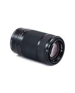 Lente teleobjetivo Sony SEL55210 para cámara Alpha con sensor APS-C