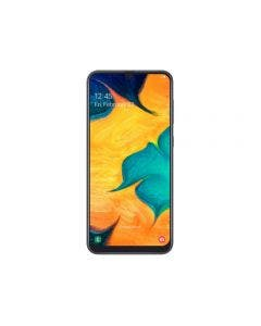 Samsung Galaxy A30, 64GB, Dual SIM, Liberado (Blanco)