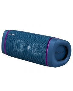 Bocina SONY SRSXB33 Inalámbrica con Bluetooth y EXTRA BASS Azul