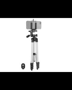 Steren, Soporte para cámara y celular  -Gris-