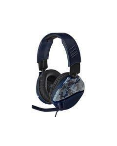 Headset Turtle Beach Recon 70 Alámbrico Blue Camo
