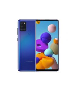 Samsung Galaxy A21s, 32GB Prepago Tigo (Azul)