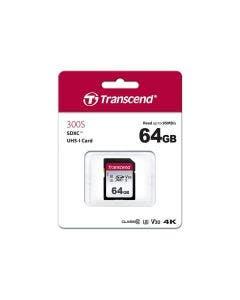 Memoria SD de 64G Clase 10 U3