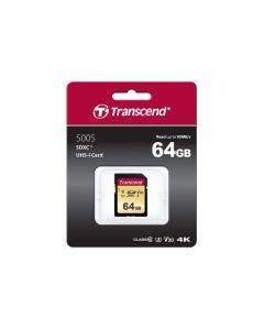 Memoria SD de 64G Clase 10 U3.  Grabación 4K