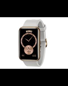 Reloj Inteligente Huawei Watch Fit Elegante -Blanco-