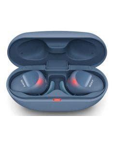 Audífonos SONY WFSP800N LMUC In-Ear Deportivo True Wireless con Noise Cancelling Azu