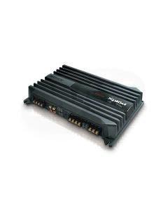 Amplificador de 4 canales de 1000 Watts Máximo, Control de temperatura automático