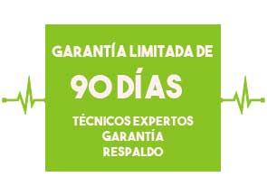 Garantía limitada de 90 días